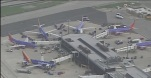 southwest airlines aerials