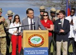 """""""Data shows that visitors from within our state and across the country and world are flocking to North Carolina to experience our natural beauty and quality of life that is second to none,"""" Governor McCrory said. """"As our population continues to increase and more people visit our state, strategic investments in our state parks, the zoo and overall quality of life will prepare our state for future growth."""""""