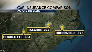 CAR INSURANCE ACROSS THE STATE