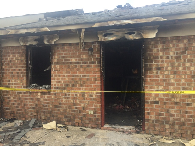 19 displaced by Farmville apartment complex fire