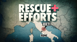 Italy Rescue Efforts