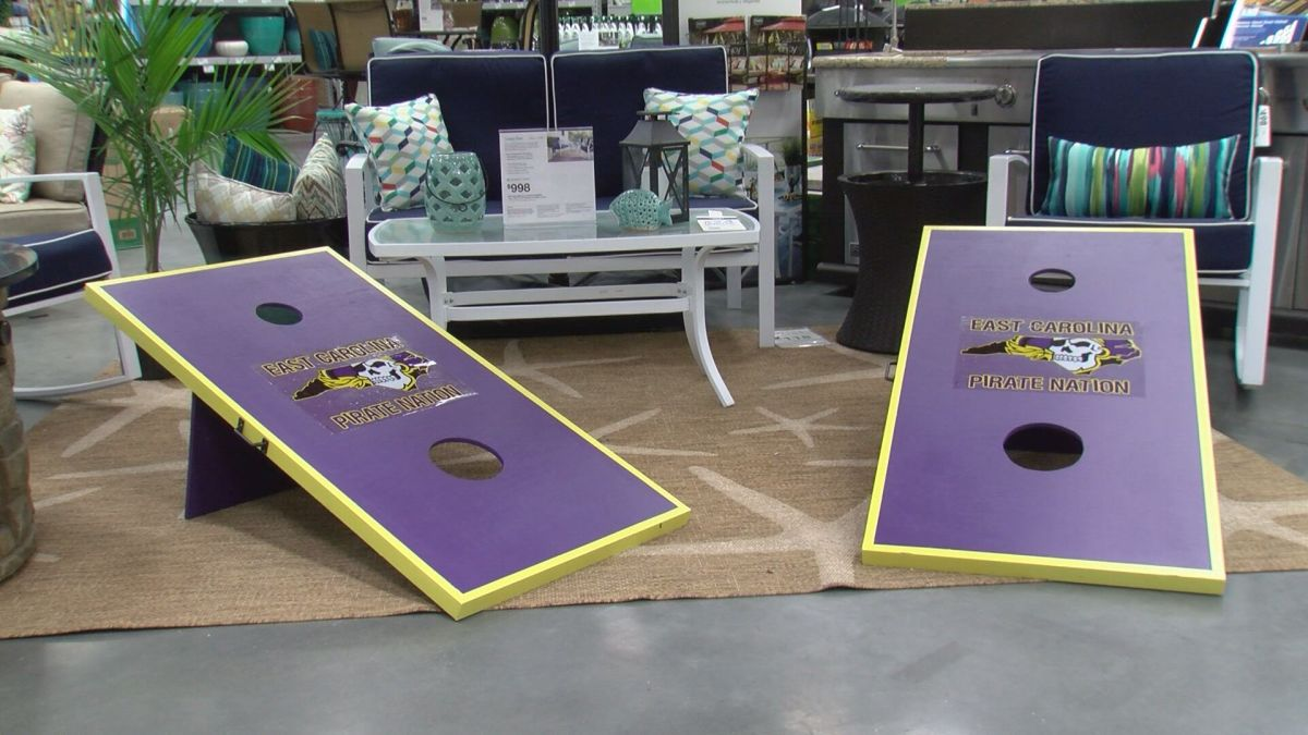 Make It Monday  Diy Yard Toss Game Board  U2013 Wnct