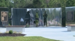 The Onslow County Public Safety Memorial was dedicated in front of nearly 400 people on September 24.