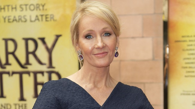 "Writer J.K. Rowling, shown in this 2016 file photo, told Harry Potter fans Thursday, Oct. 13, 2016, that the prequel series ""Fantastic Beasts and Where to Find Them"" is expected to be five films instead of the originally planned trilogy. (AP file)"