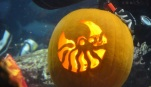 This year an octopus design was declared the winner by aquarium guests. (Courtesy of South Carolina Aquarium)
