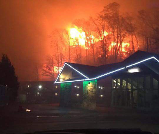 Two juveniles charged in deadly Gatlinburg wildfire
