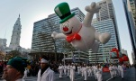 "Does ""Frosty the Snowman"" make the cut? You bet, he does. (AP file)"