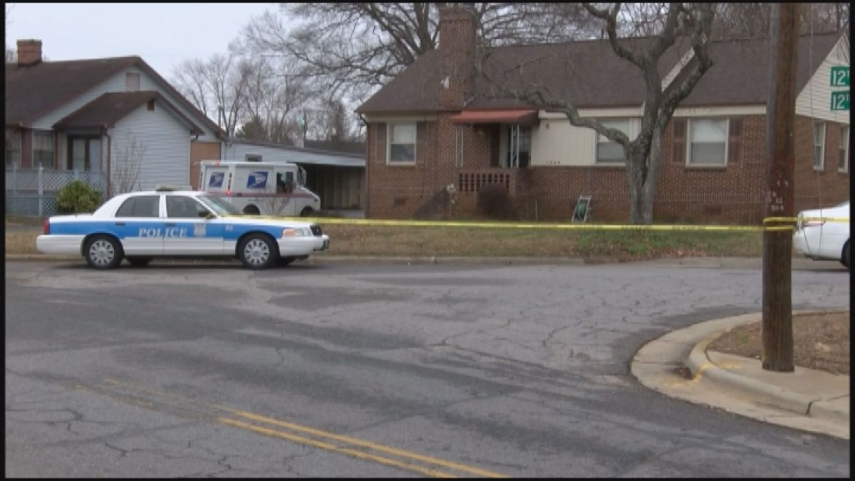 man killed in hickory officer involved shooting identified wnct