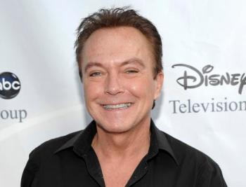 "FILE - This Aug. 8, 2009 file photo shows actor-singer David Cassidy, best known for his role as Keith Partridge on ""The Partridge Family,"" arrives at the ABC Disney Summer press tour party in Pasadena, Calif. Cassidy says he is struggling with memory loss. Cassidy told People magazine that his family has a history of dementia and that he had sensed ""this was coming."" He added that for now he wanted to stay focused and ""enjoy life."" (AP Photo/Dan Steinberg, File)"