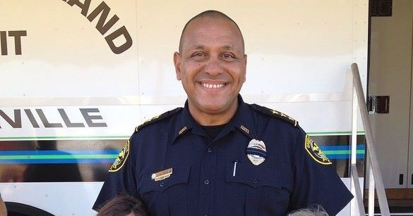 Allegedly detained at JFK: Former GPD Chief Aden