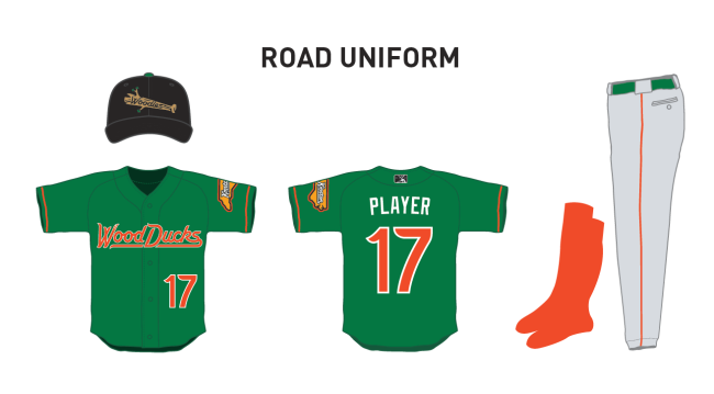 Wood Ducks Uniforms