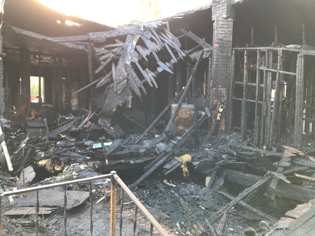 New Bern-area structure fires being investigated as intentionally set