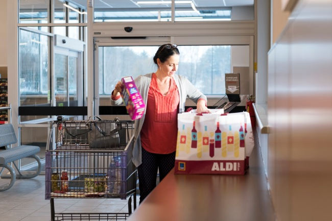 ALDI opens 2nd Greenville store