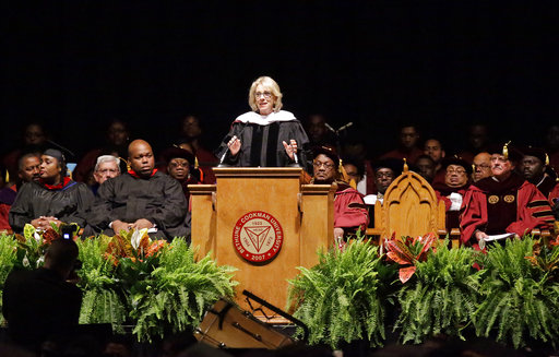 DeVos Greeted With Boos At College Commencement