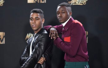 Jharrel Jerome, Ashton Sanders