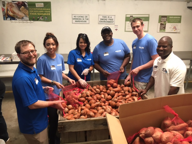 Nexstar Founder's Day of Caring: Food Bank of Central and Eastern North Carolina