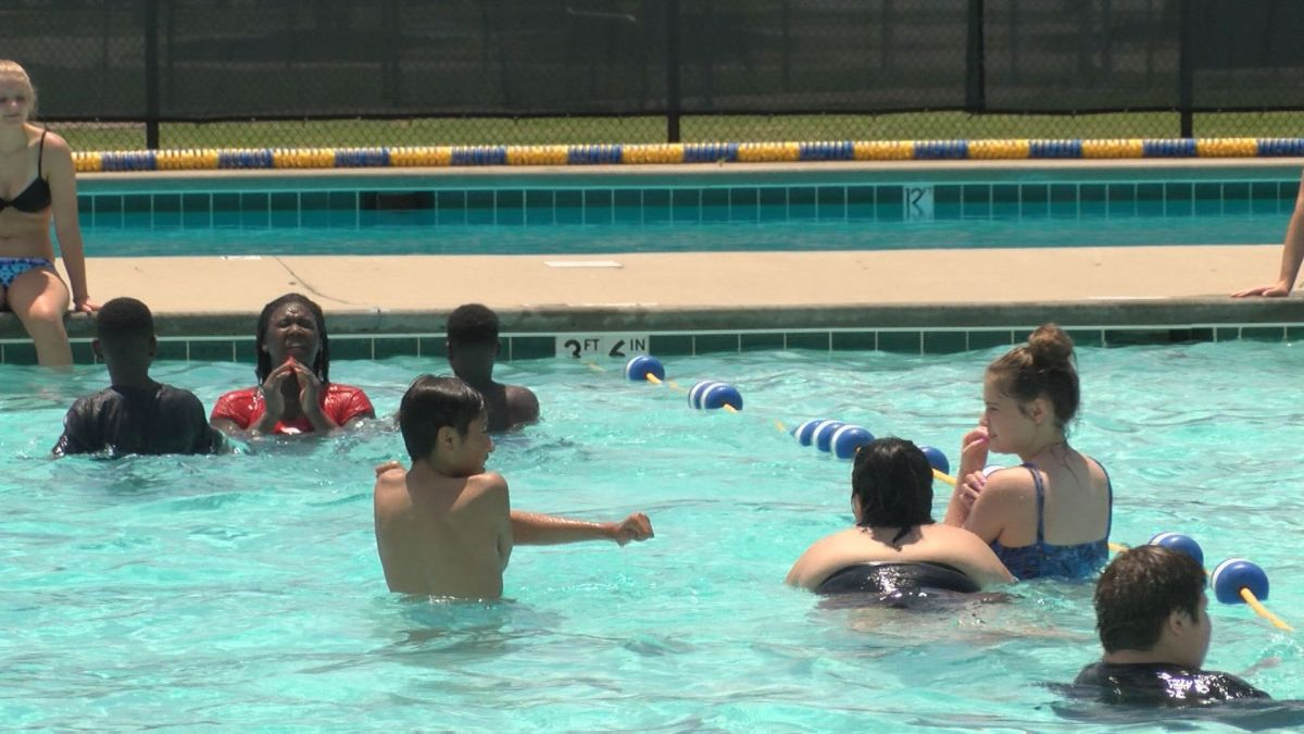 Greenville Community Pool Now Open For 2017 Summer Season