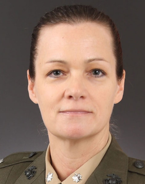 First female Marine One pilot relieved of command at NC air station