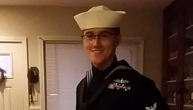 Search ends for Navy sailor who fell off cruiser into ocean