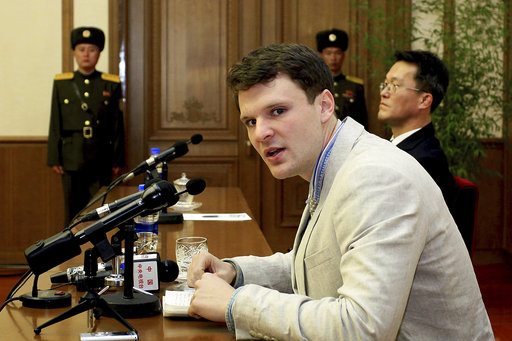 American student released from N.Korea dies