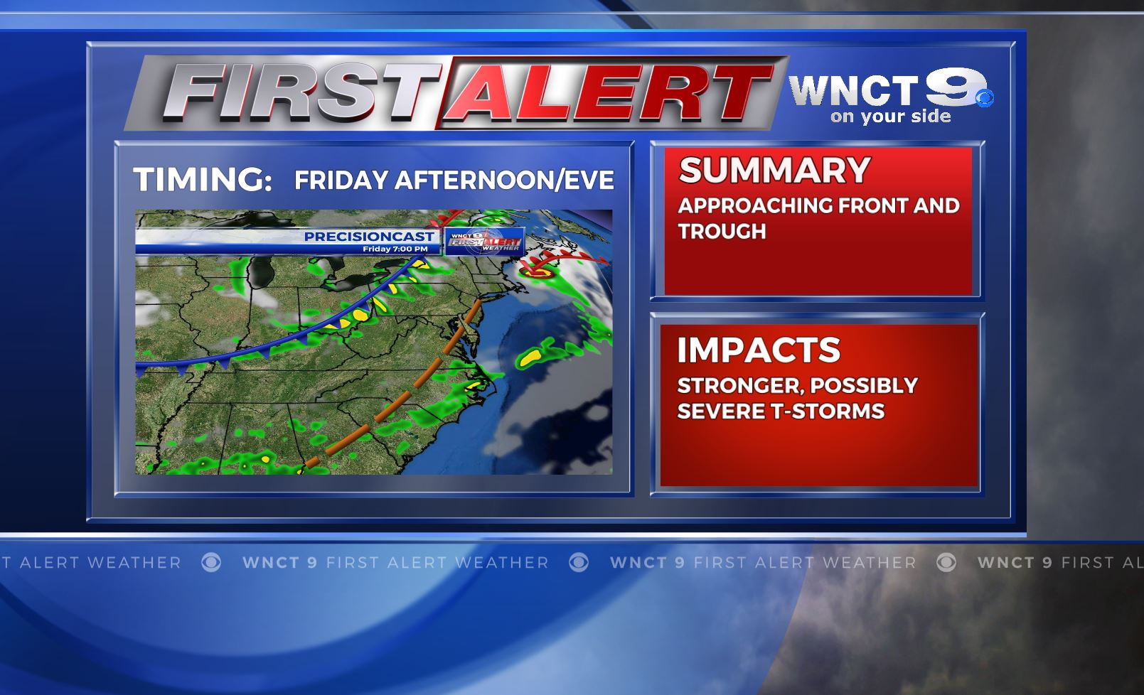 WEEKEND: Hot & humid with afternoon storms