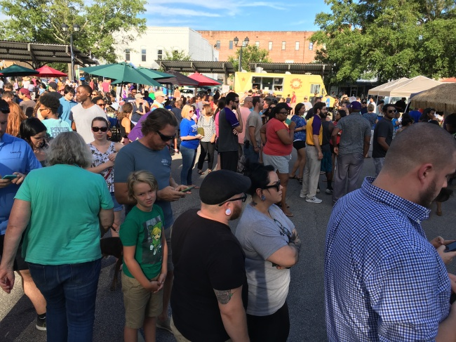 Communities, law enforcement come together for National Night Out