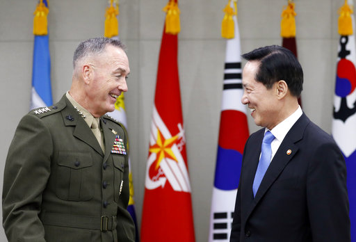 Beyond bluster, U.S. and North Korea in regular contact
