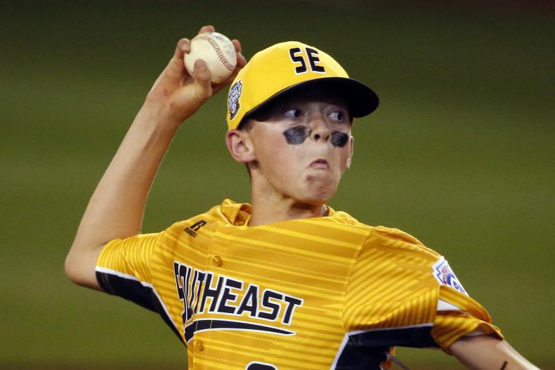 Greenville makes history again in dominant Little League WS win