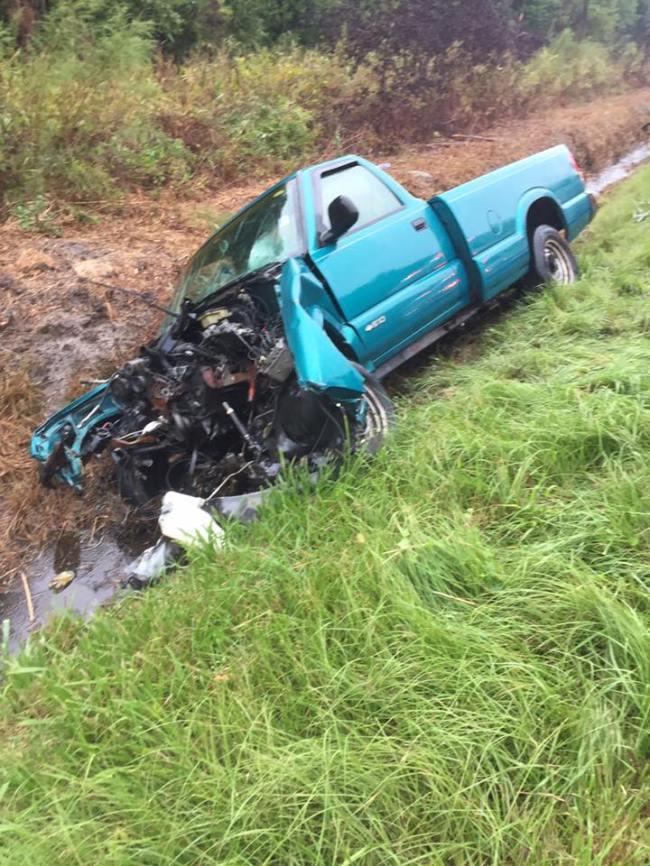 Two sent to hospital after head-on collision in Duplin Co.