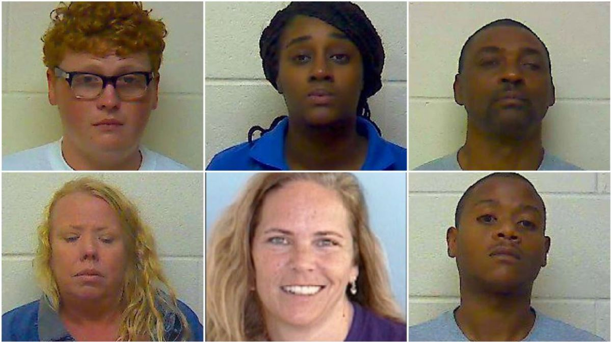 6 people charged with smuggling drugs into Craven County