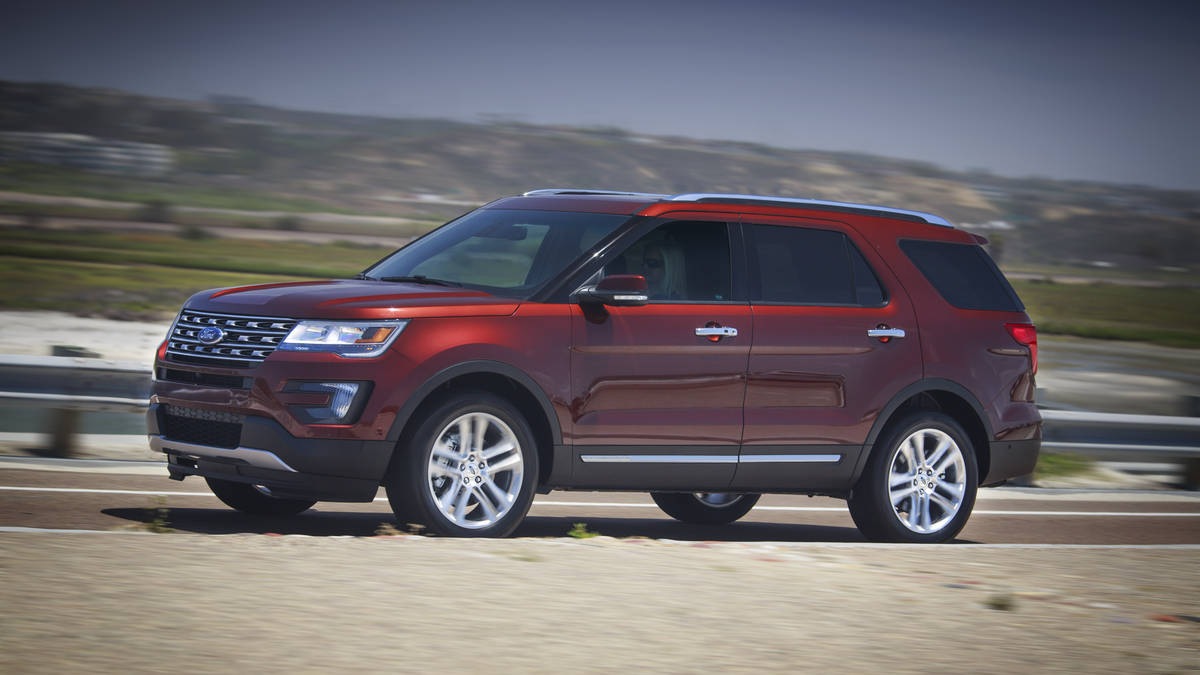 Consumer Watchdog Demands Recall of Millions of Ford Explorers Over Exhaust Leaks