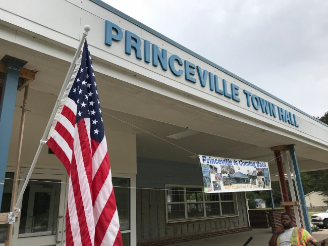 Hurricane Matthew One Year Later: Princeville still looking for help