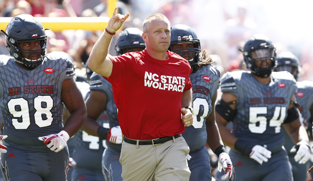 Contract negotiations reportedly on the rocks between Dave Doeren, NC State