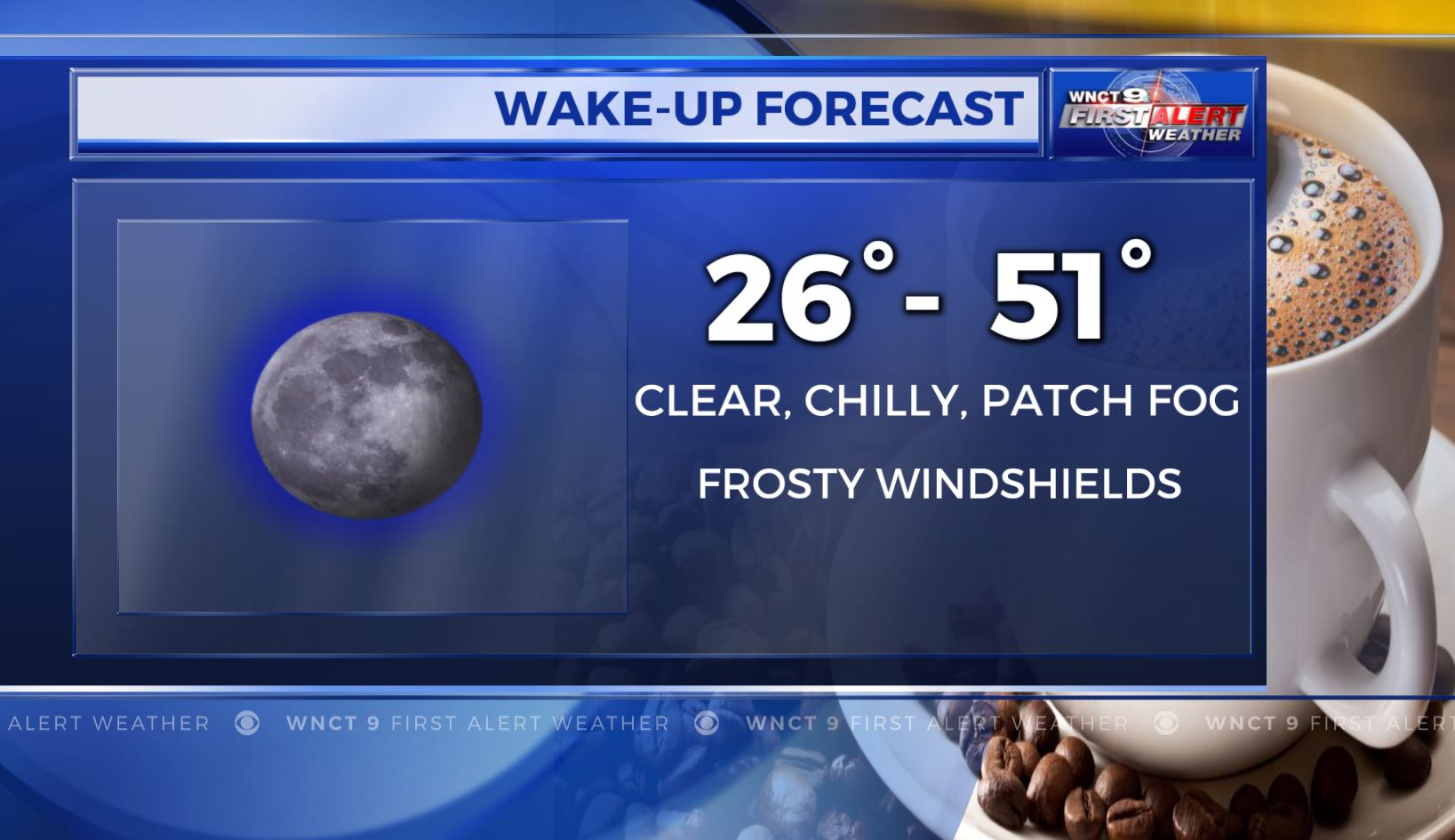 First Warning Weather: Warmer Temps On The Way
