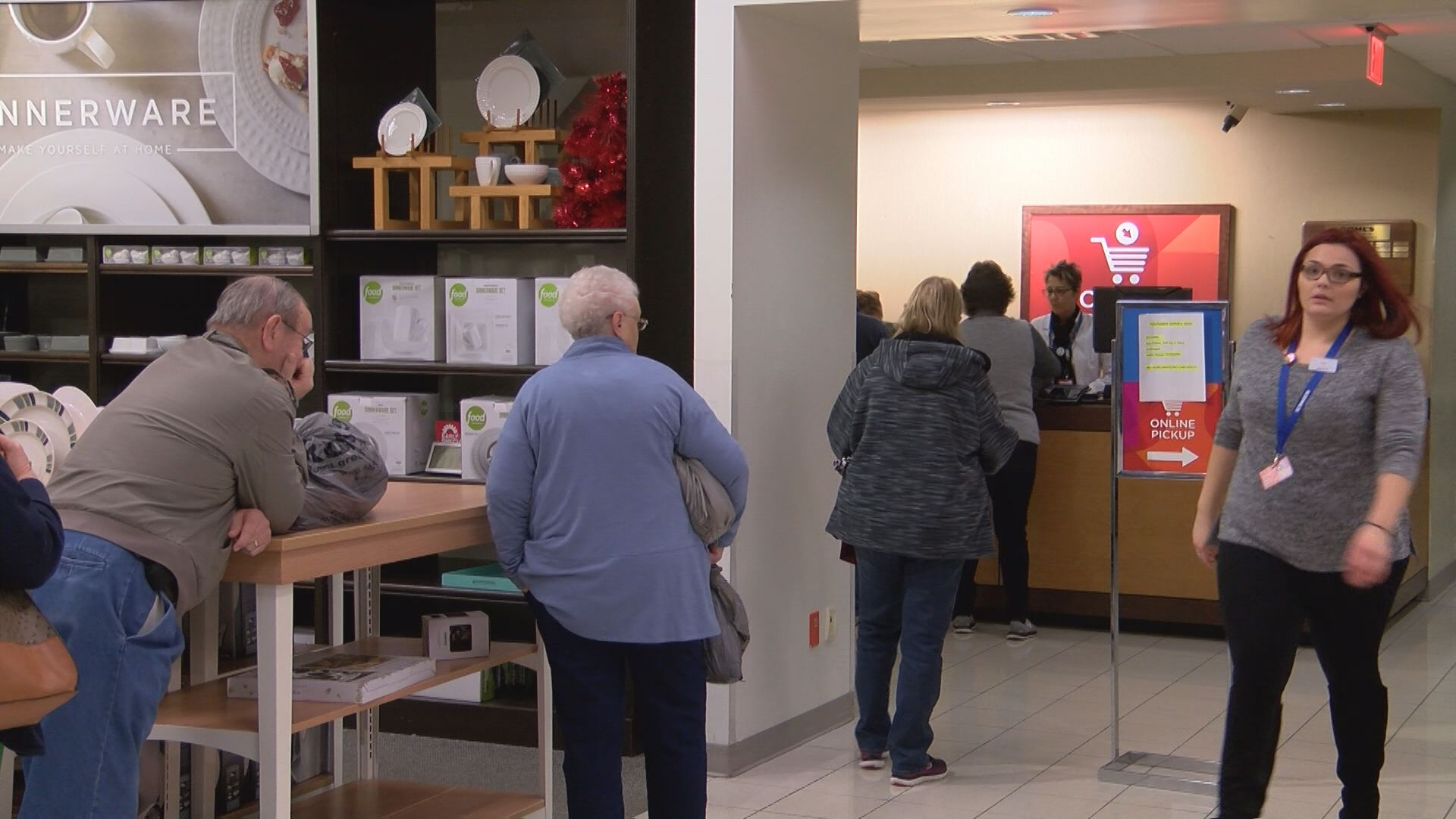 After Christmas, shoppers head back to malls for returns