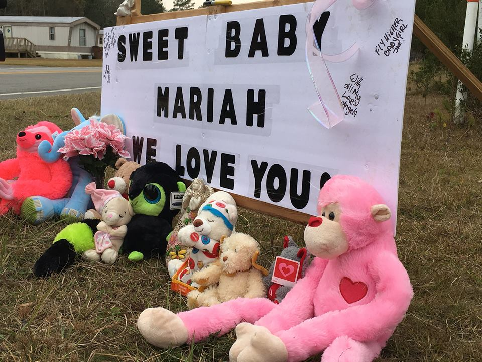 Court documents claim Kimrey sexually abused Mariah Woods