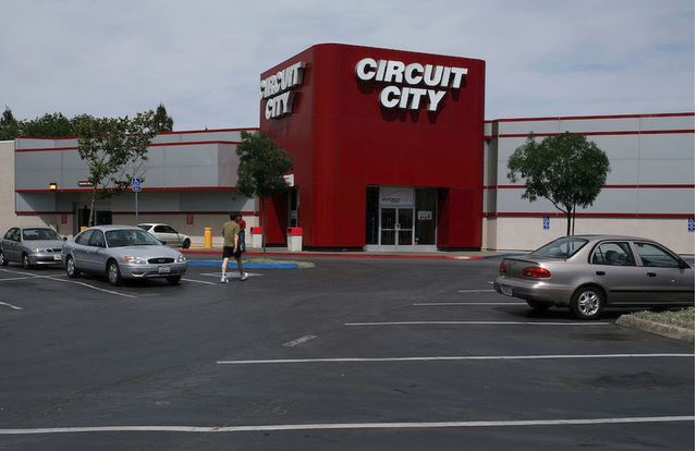 Circuit City making comeback years after going bankrupt